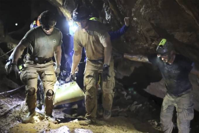 Disaster ethics and the touching case of Thai boys trapped in a cave