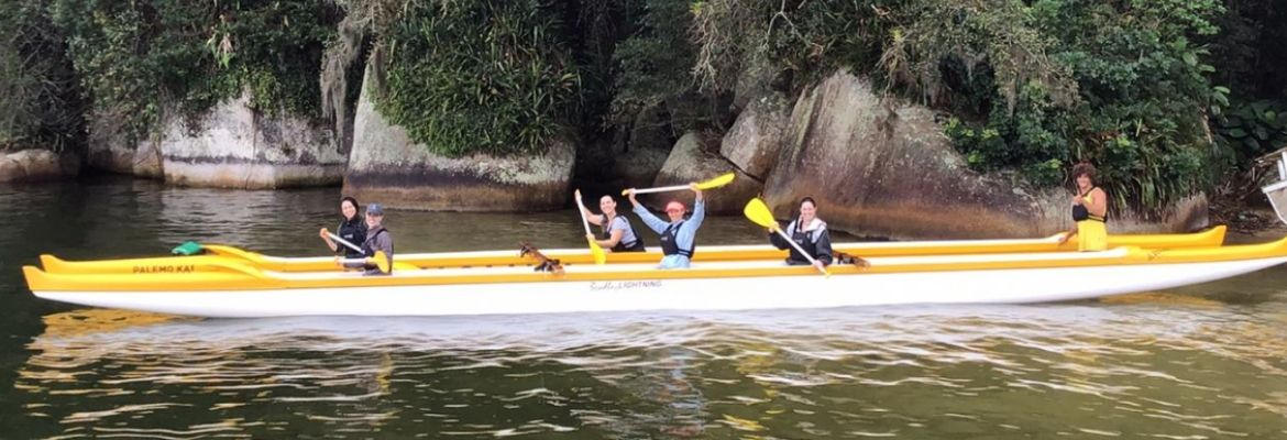 Outrigger Canoe practice and virtue development: An activity with the business ethics postgraduate students